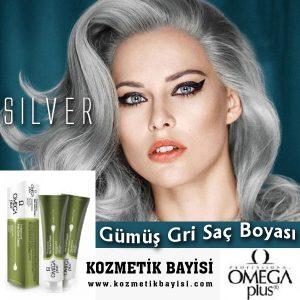 Omega Plus Silver Saç Boyası